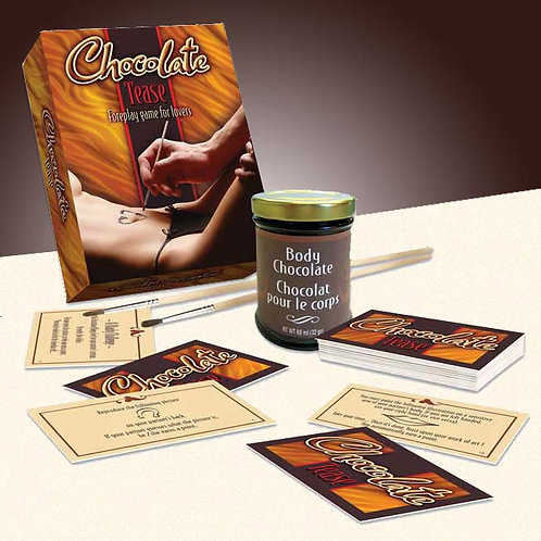 Chocolate Tease Couple Game Set 8161132