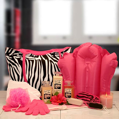 Jasmine & Vanilla All Spa Gift Tote 8413452