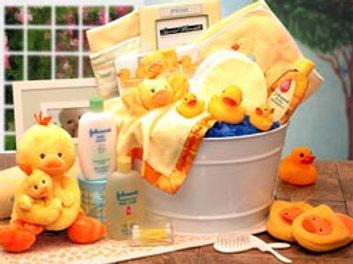 Bath Time Baby Gift Tub - Medium 89091