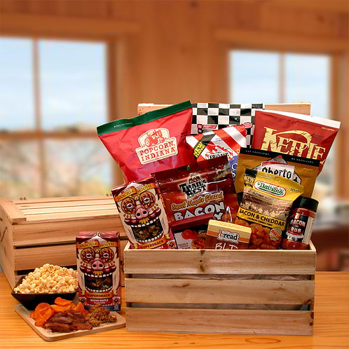 The Baconator Gift Crate 810851