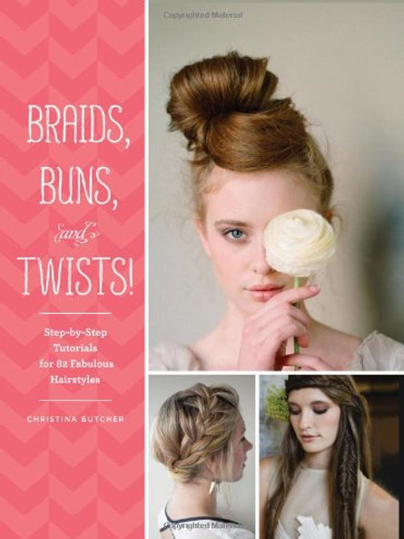 Braids, Buns and Twist Hair Styles