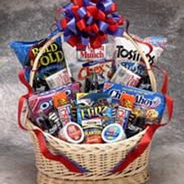 Coke Snack Works Gift Basket (Over-sized Box XL) 82020
