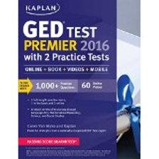 Kaplan GED Test 2016 Strategies, Practice, Review