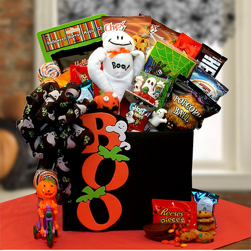 Boo To You Happy Halloween Gift Box 914792