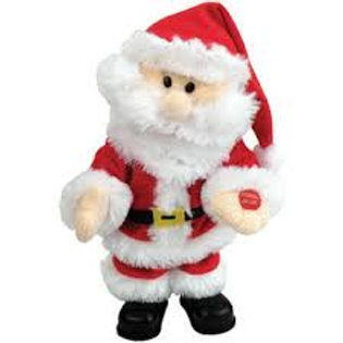 Dancing Santa G5460