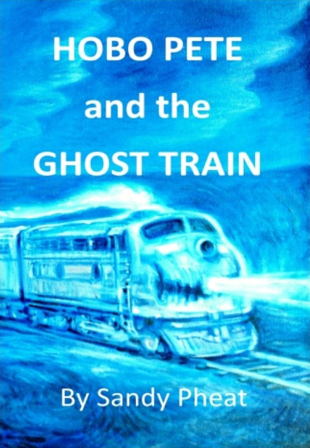 Hobo Pete and the Ghost Train Best Books for Inmates | Freebird Publisher | Inmate Publications