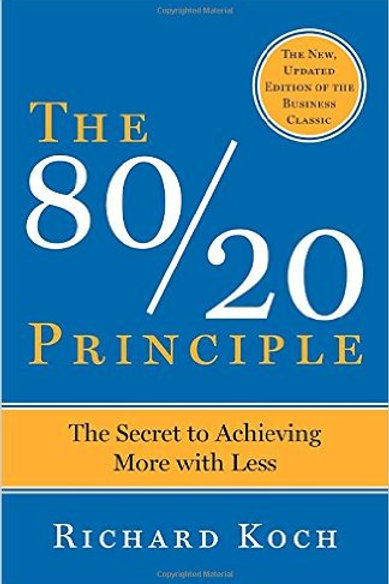 The 80/20 Principle: The Secret To Achieving More