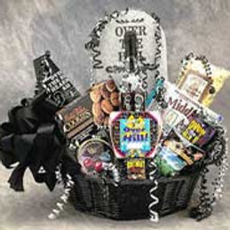 Over The Hill Birthday Basket 86022