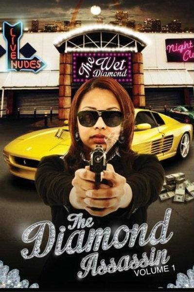 The Diamond Assassin by Courtney 'Fame' Smith