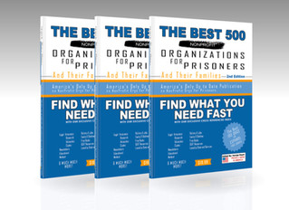 The Best 500 Nonprofit Organizations for Prisoners and Their Families (2nd Ed.), edited by George Ka