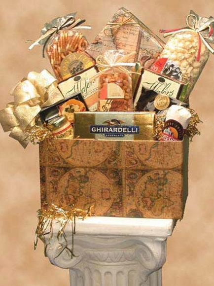 Classic Globe Gift Box - Med. 82042