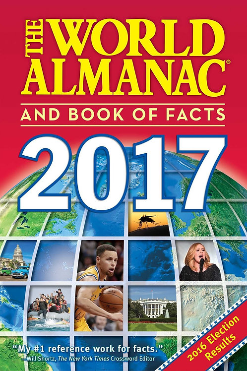 The World Almanac & Book of Facts 2017