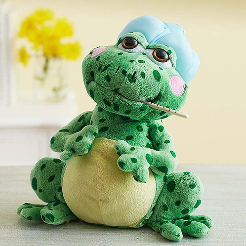 Get Well Fever Froggy