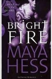 Bright Fire (A Paranormal Time Travel Romance)