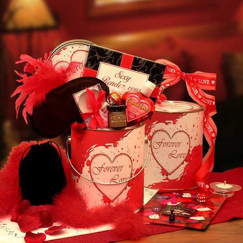Forever Love Romantic Gift Pail 8162092