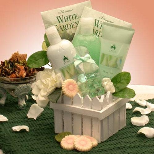 Spa Delights Aromatherapy Bath Basket 8411201