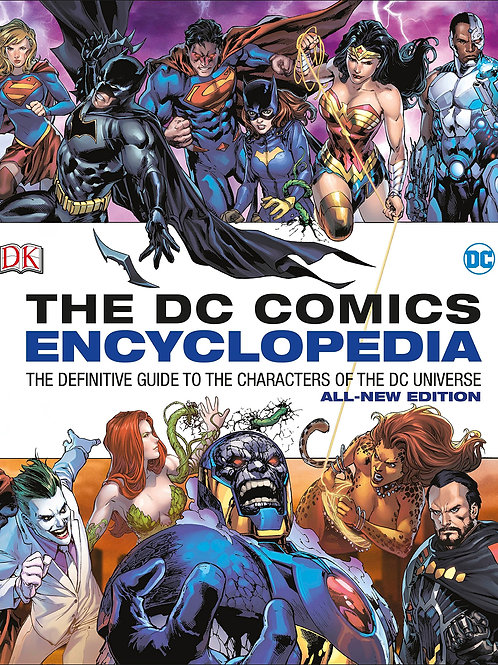 The DC Comic Encyclopedia, All New Edition