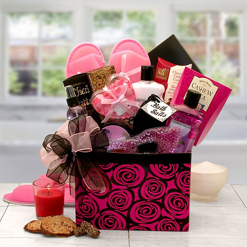 A Spa Day Getaway Gift Box 8413732