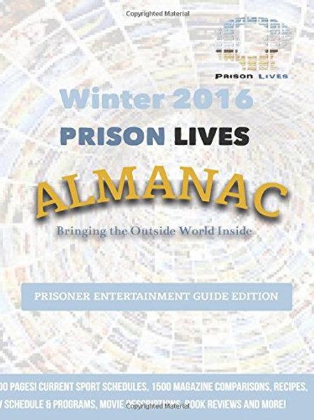Prisoner Entertainment Guide Winter 2016/2017: