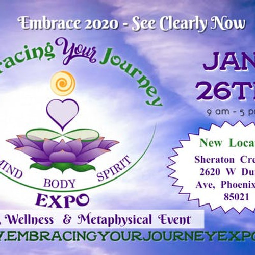 Phoenix Psychic Fair 2020.Psychic Spirit Connections By Angela