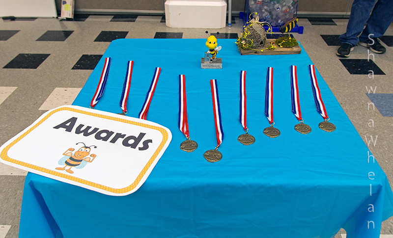 The Award Table