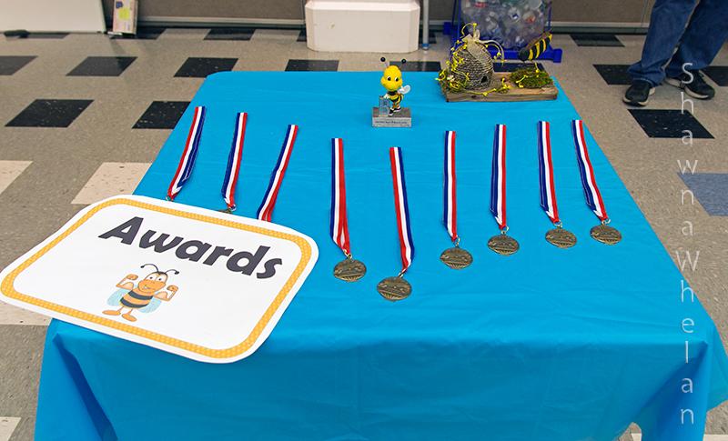 The Award Table