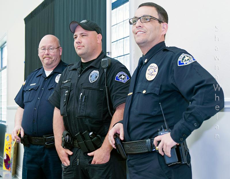 The Shelton Police Deperatment