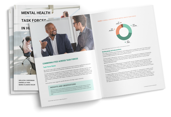 Mental Health Task Forces in Higher Education
