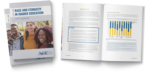Race and Ethnicity in Higher Education: 2020 Supplement