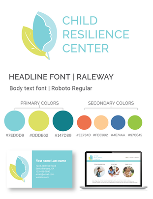Child Resilience Center Logo