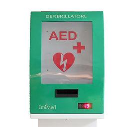 TECA defibrillatore da esterno