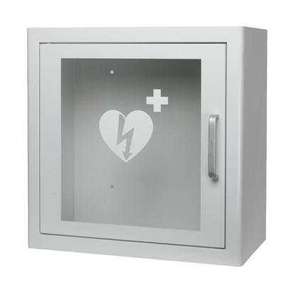 ARKY-AED-white-indoor-cabinet-with-ILCOR