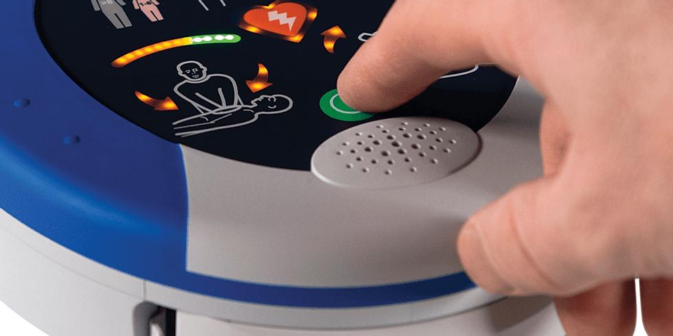 Corso sulla rianimazione cardiopolmonare e abilitazione all'uso del defibrillatore (BLS-D)