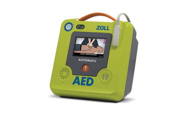 zoll aed 3 defibrillatore