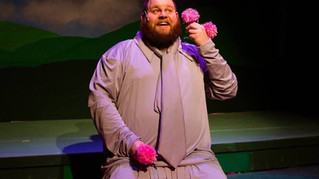 """Horton the Elephant in """"Seussical The Musical"""""""