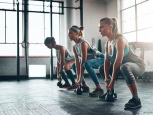 9 razones para entrenar la fuerza
