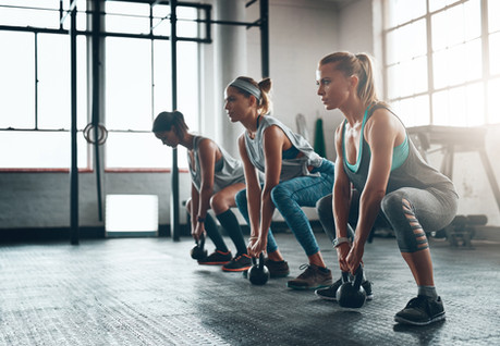 WOMEN & WEIGHT TRAINING