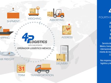 4PL Operador logístico 2021 México