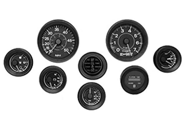 Tech Series Gauges