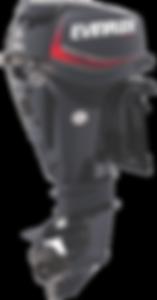 Evinrude E-TEC 30HP Graphite