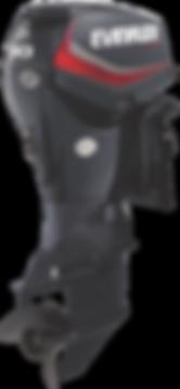 Evinrude E-TEC 50HP Graphite