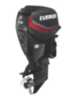 Evinrude E-TEC V4 115HP Graphite