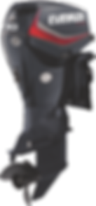Evinrude E-TEC 40HP Graphite