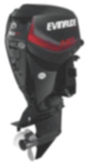 Evinrude E-TEC V4 90H.O. Graphite