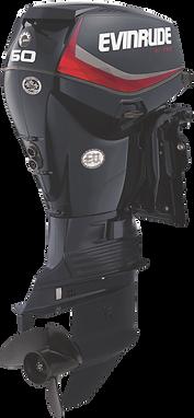 Evinrude E-TEC 60HP Graphite