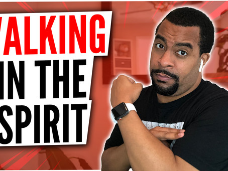 How To Walk In The Spirit [Get Supernatural Power]