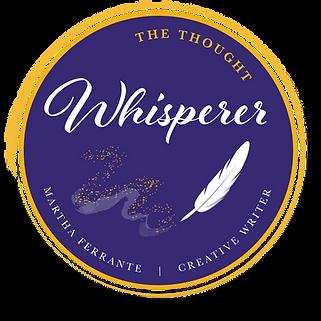 The Thought Whisperer Logo