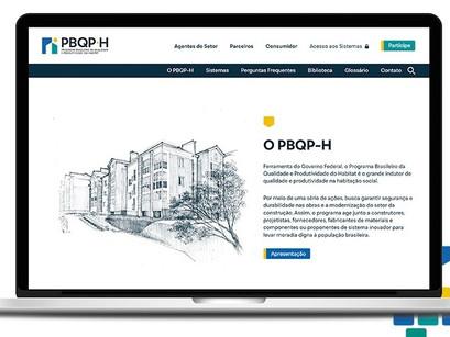 CONSTRUÇÃO CIVIL: LANÇAMENTO DO NOVO PORTAL DO PBQP-H