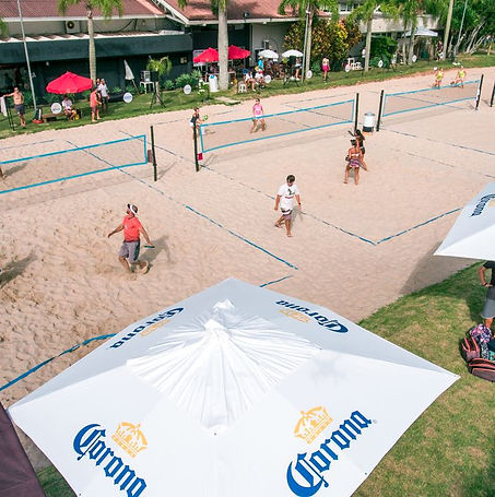 Match Open Beach Tennis - Credito Pedron