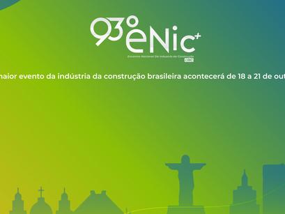 93º ENIC É LANÇADO NO QUINTAS DA CBIC